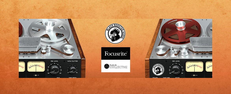 Focusrite Plug-in Collective – Black Rooster Audio Magnetite