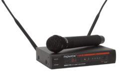 Novox NH-310 – test systemu bezprzewodowego