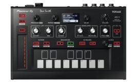 Pioneer DJ / DSI TORAIZ AS-1 – syntezator monofoniczny