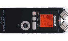 Yamaha Pocketrak CX – test rejestratora audio