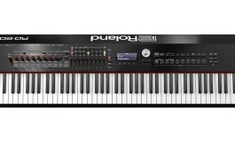 Roland RD-2000 – nowe stage piano