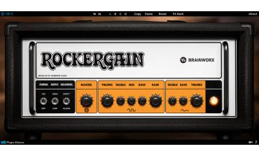 Brainworx Audio bx_rockergain 100