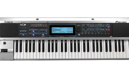 Roland Prelude – test keyboardu