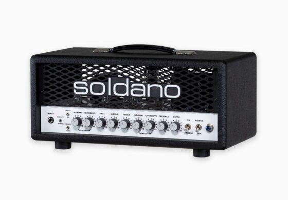Soldano SLO-30 – lampowy wzmacniacz gitarowy