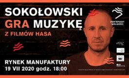 """Kuba Sokołowski – filmowe """"Fortepiany Wolności"""" w Łodzi"""
