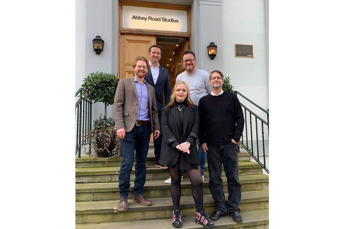 Oficjalne partnerstwo Sontronics i Abbey Road Institute