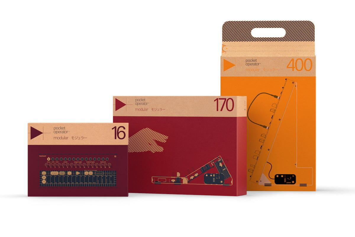 Syntezatory Teenage Engineering Pocket Operator Modular już dostępne