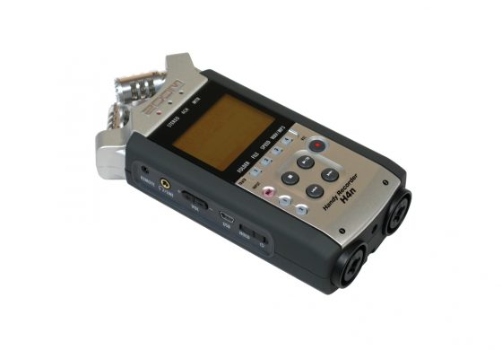 ZOOM H4n – test rejestratora audio