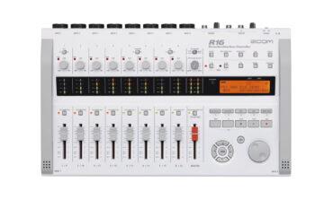 Zoom R16 – test rejestratora audio