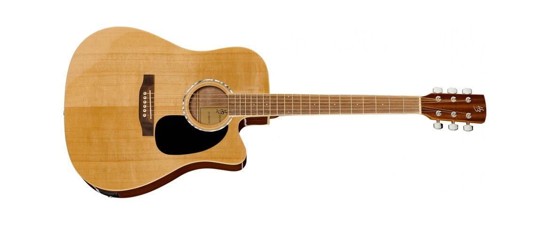 Harley Benton CLD-650SCE – gitara akustyczno-elektryczna
