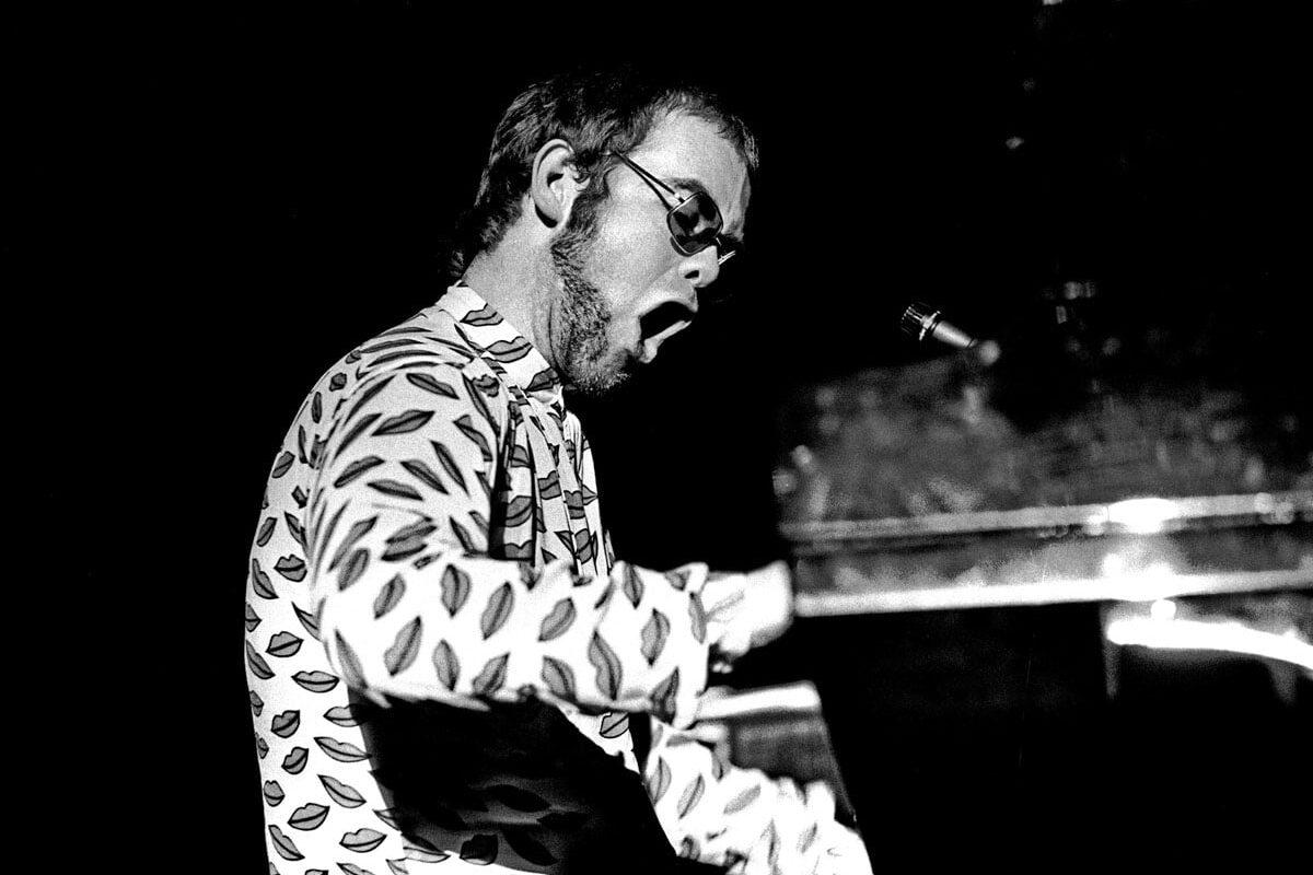 Koncerty, które odmieniły karierę Eltona Johna…