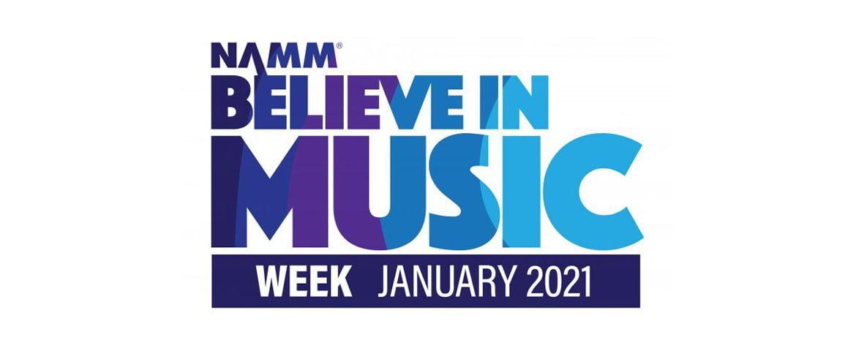 NAMM Believe in Music w styczniu 2021 roku