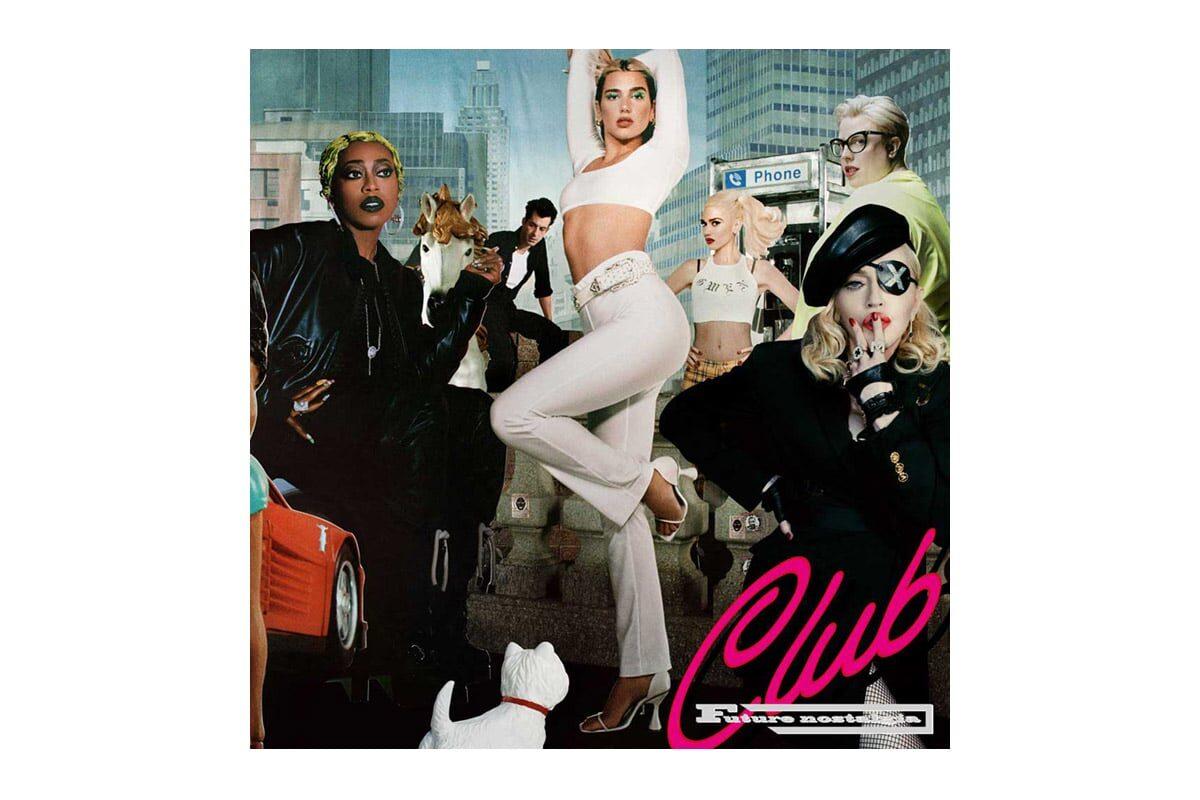 """""""Club Future Nostalgia"""" – jeszcze bardziej klubowa Dua Lipa"""