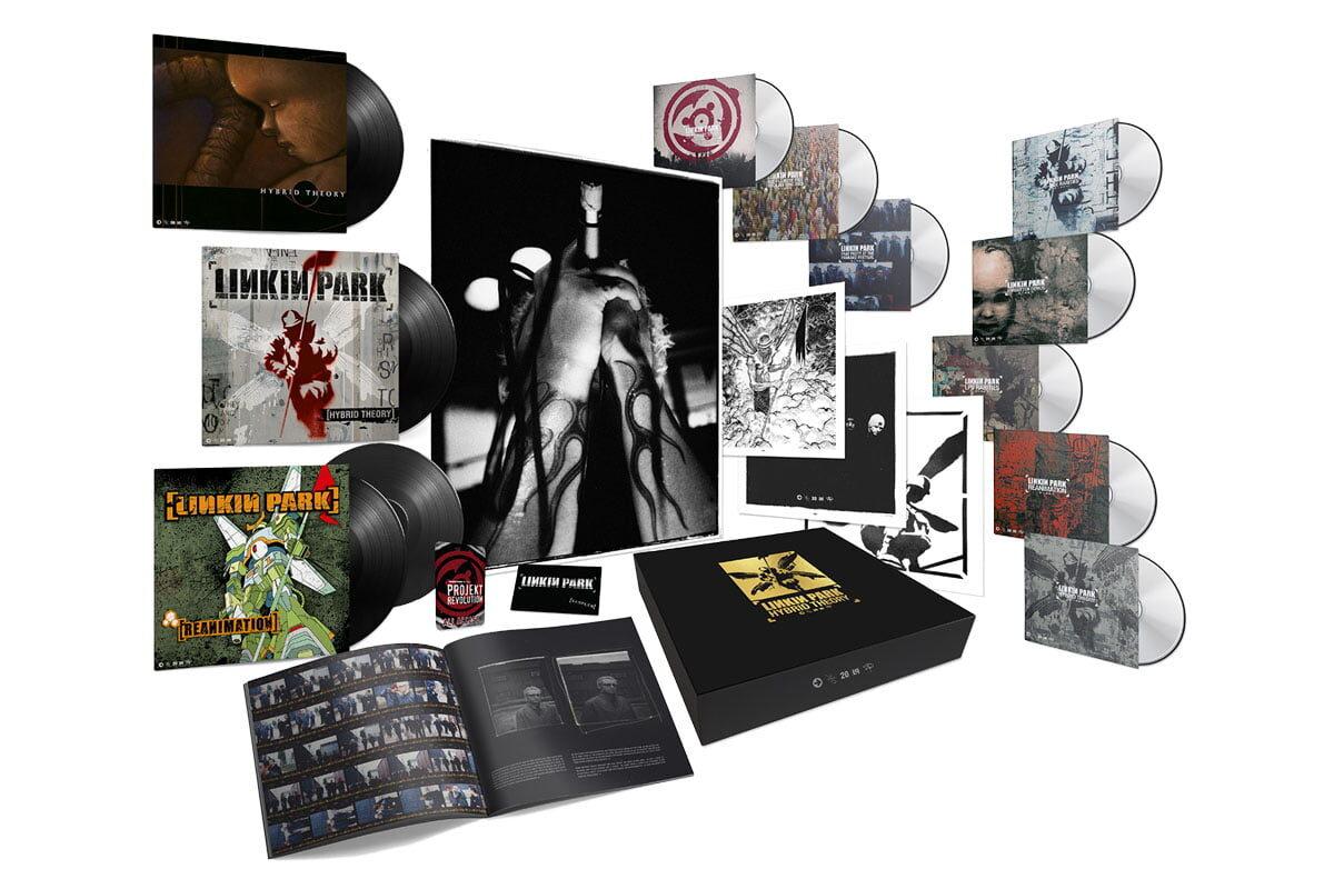 "Linkin Park – 20 lat płyty ""Hybrid Theory"""
