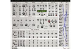 Exonic UK MegaHertz – semi-modularny syntezator programowy