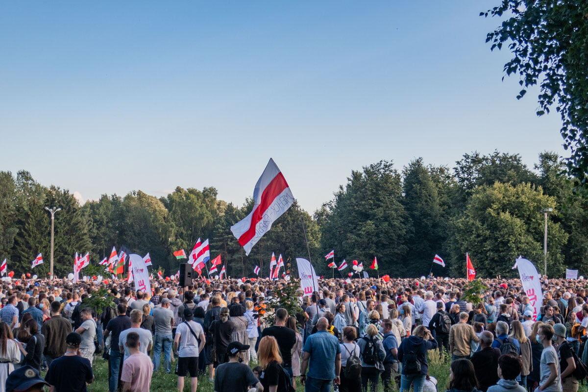 Białoruscy nagłośnieniowcy skazani