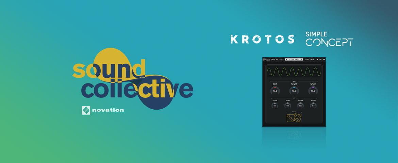 Novation Sound Collective: Krotos Audio Simple Concept