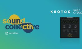 Novation Sound Collective: Krotos Audio Simple Concept