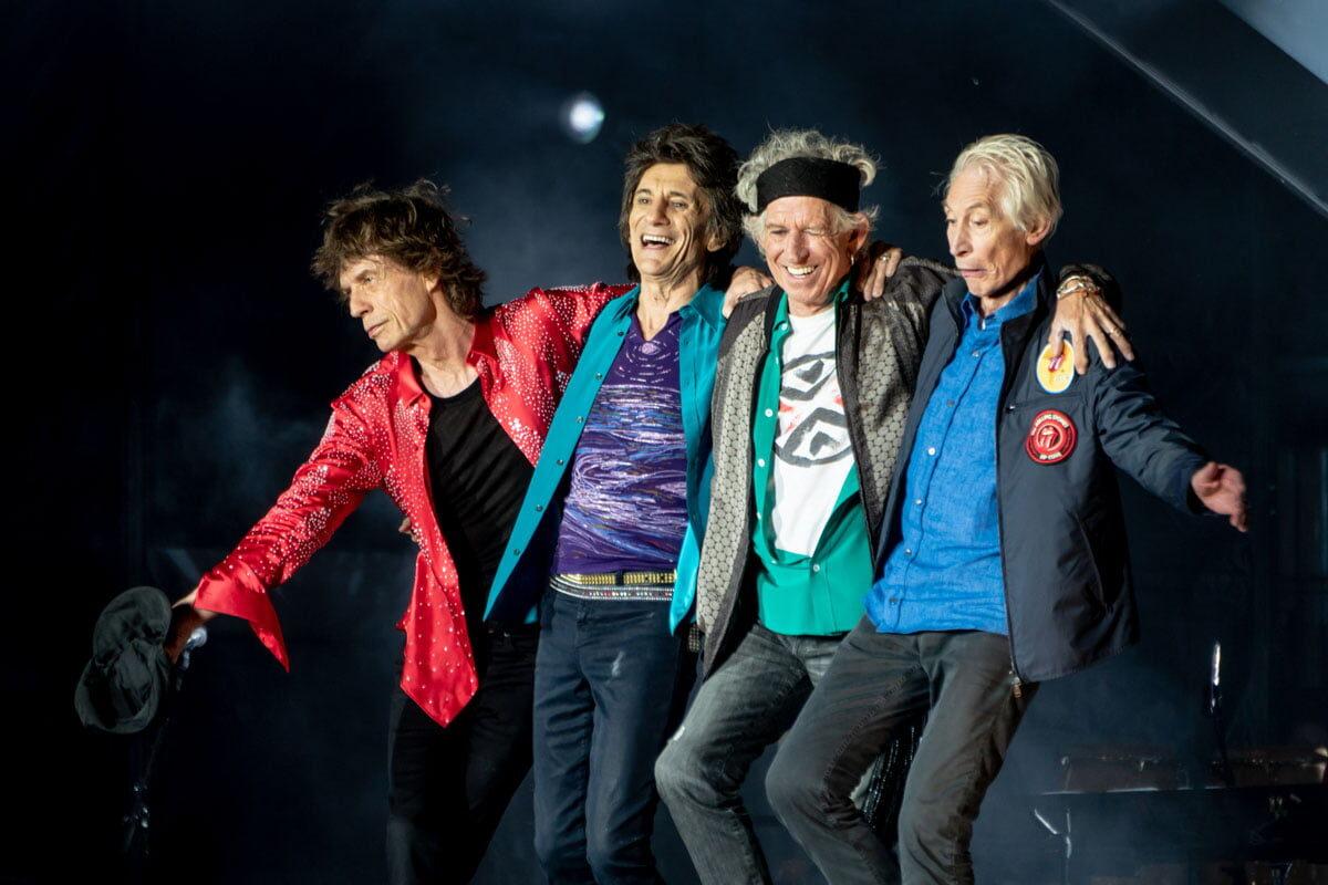 The Rolling Stones na szczycie listy Billboard Money Makers