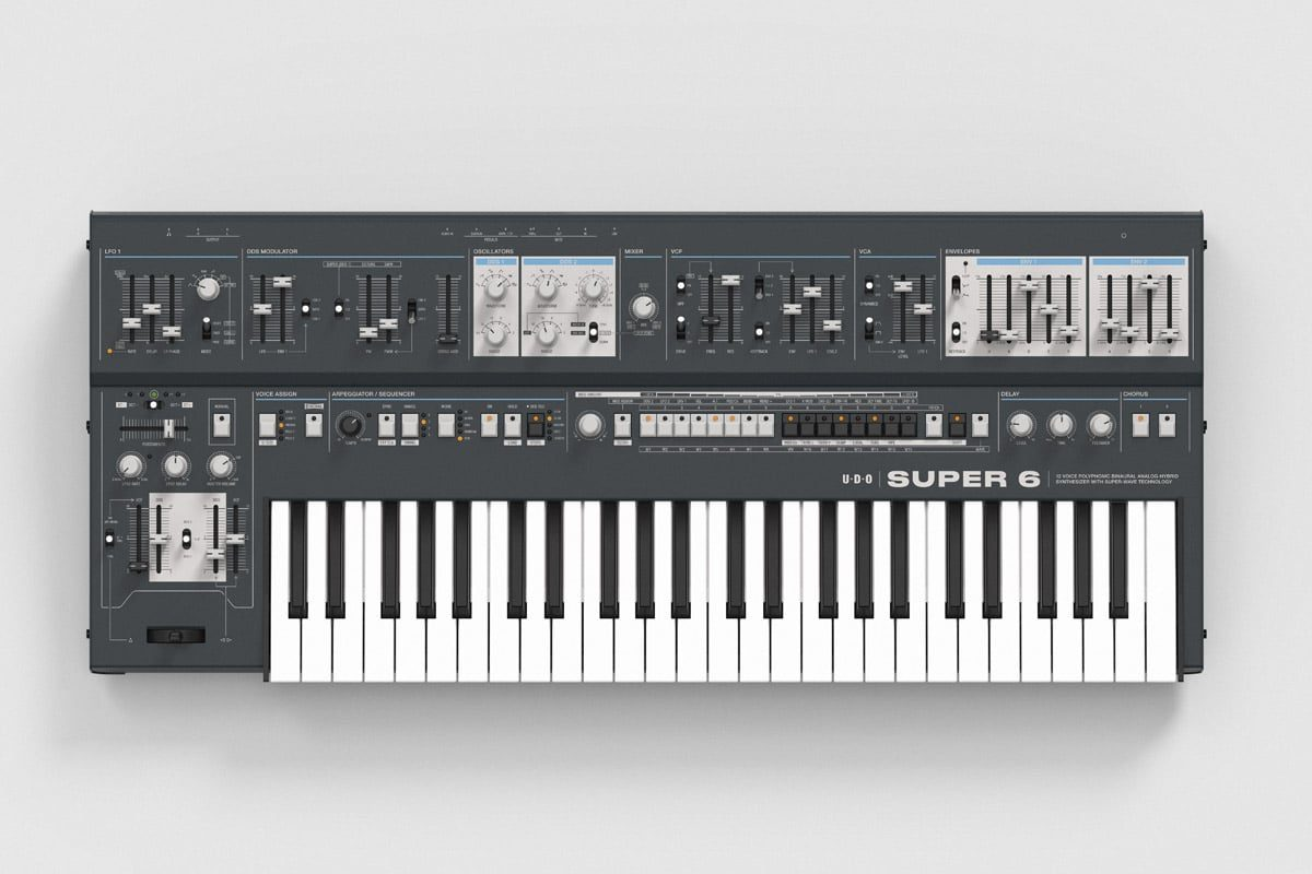 UDO Audio Super 6 – nowy firmware
