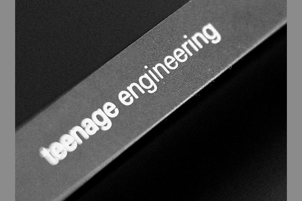 teenage engineering i tajemniczy produkt