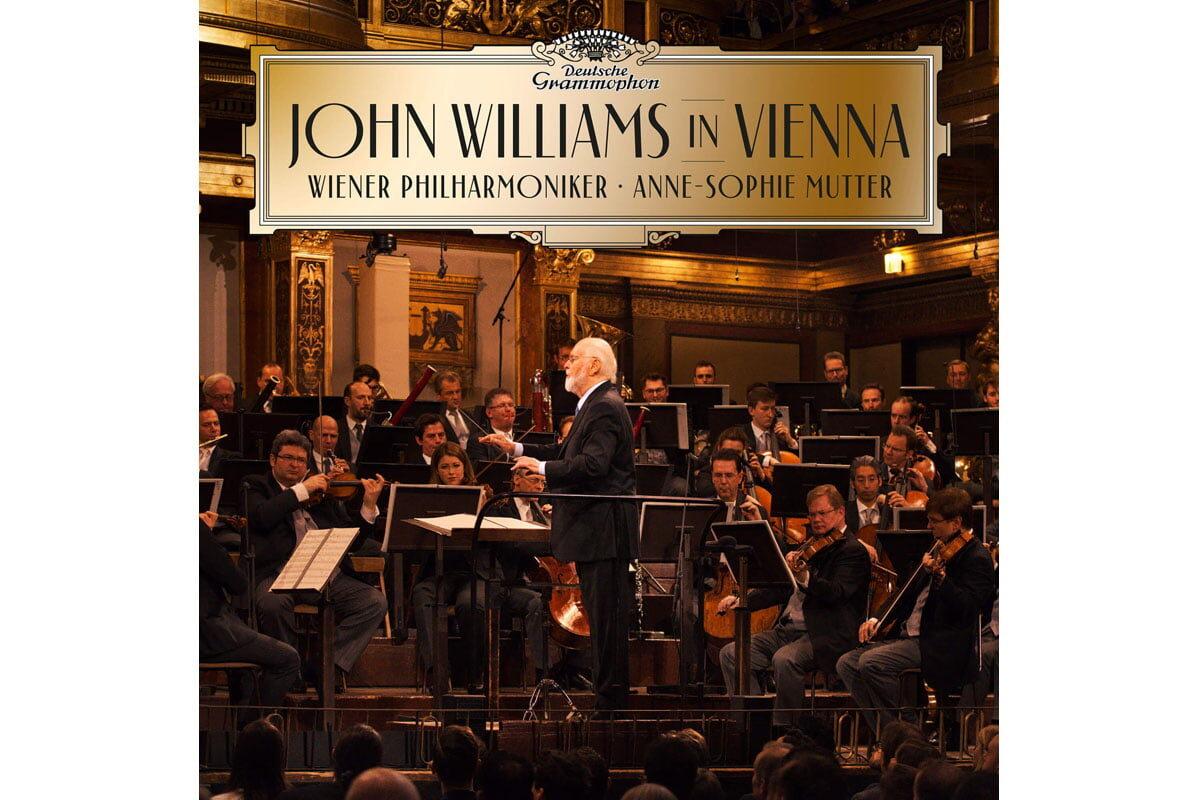 """""""John Williams in Vienna"""" – premiera płyty"""