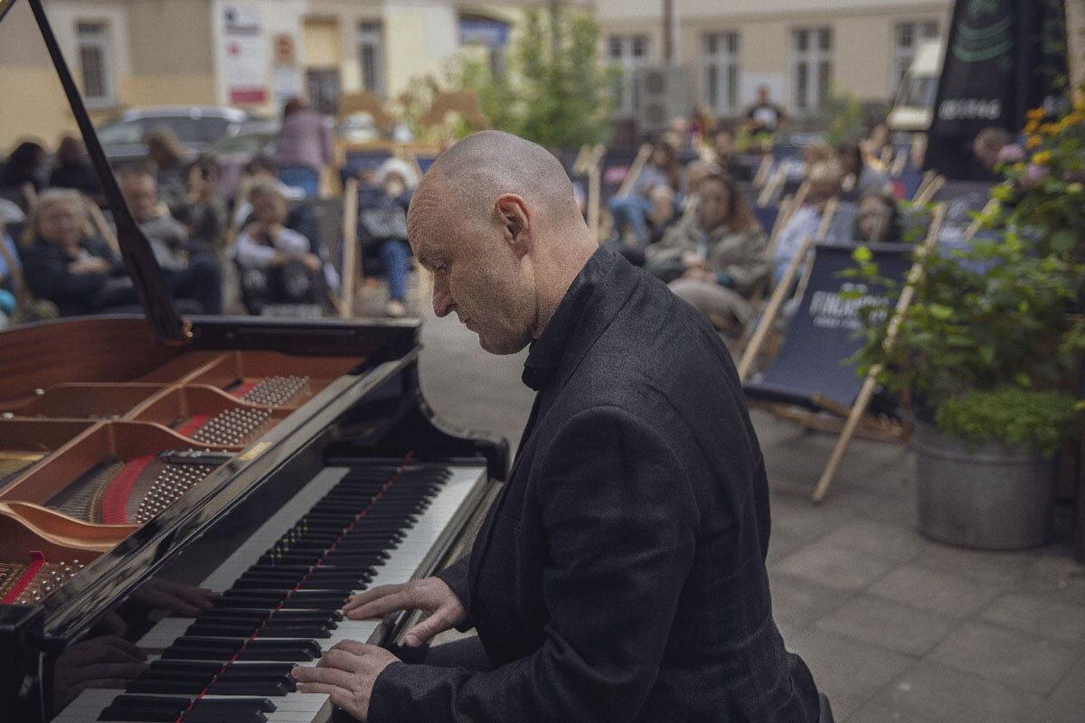 """""""Fortepiany Wolności"""" – Witold Janiak i Adam Kośmieja"""