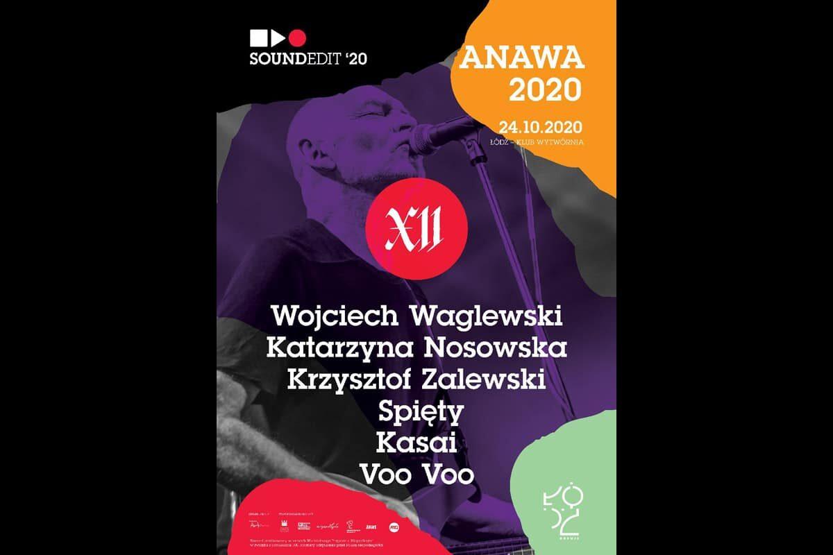 Soundedit '20 – Anawa 2020