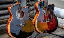 Harley Benton CLC-650SM-CE Solid Wood Grand Concert
