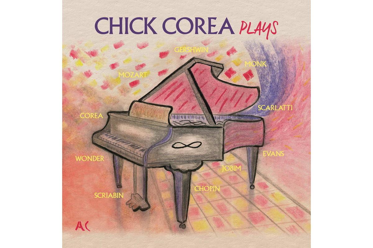 """Chick Corea """"Plays"""" – nowa płyta słynnego pianisty jazzowego"""
