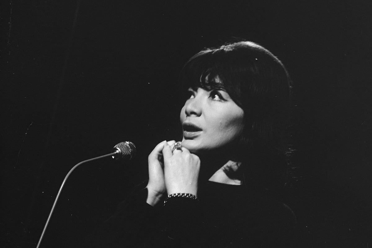 Juliette Gréco – nie żyje słynna piosenkarka