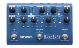 Strymon NightSky Time-Warped Reverberator