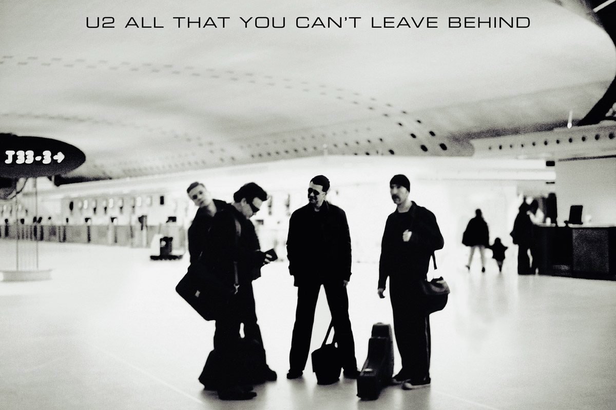 """U2 świętuje 20 lat """"All That You Can't Leave Behind"""""""