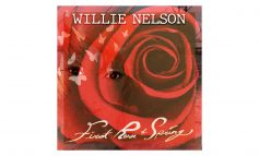 """Willie Nelson """"First Rose of Spring"""" – recenzja"""
