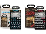 Teenage Engineering PO-128 Mega Man i PO-133 Street Fighter
