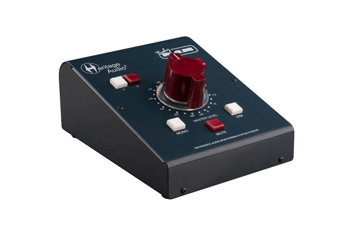 Heritage Audio Baby RAM – pasywny kontroler odsłuchu