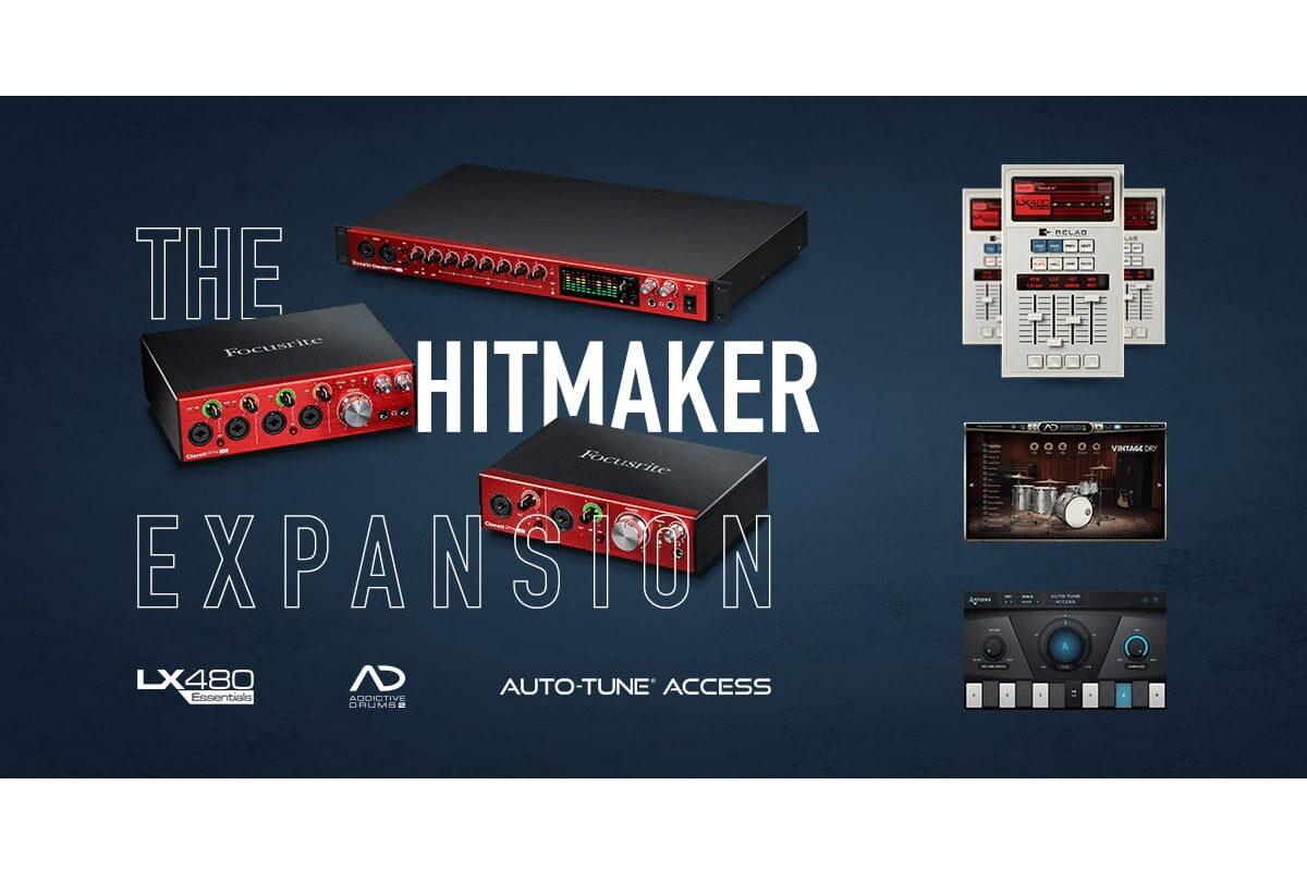 Focusrite Clarett Hitmaker Expansion
