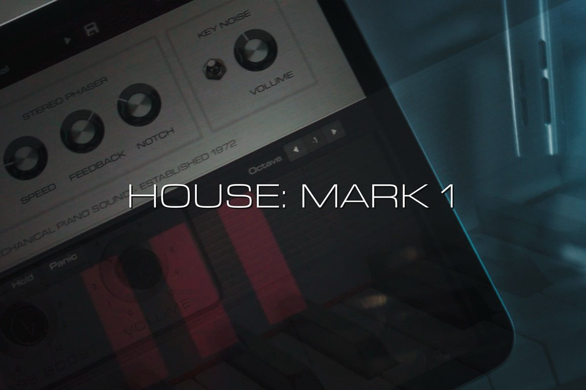 AudioKit HOUSE: MARK I – pianino elektryczne dla iOS