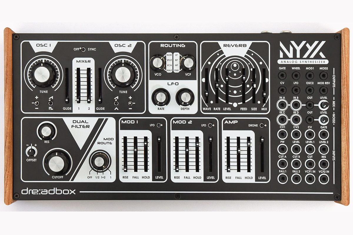 Dreadbox Nyx V2 – nowy firmware V2.0