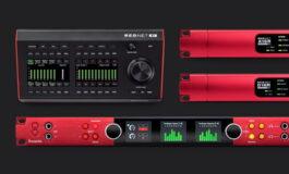 Focusrite Red 8Line, RedNet R1, RedNet A16R MkII i RedNet D16R MkII