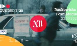 """Rockowisko-Pamiętacie?"" na Soundedit '20"