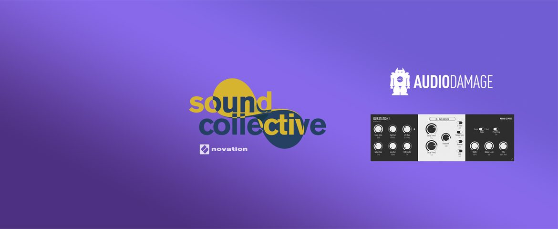 Novation Sound Collective: Audio Damage Dubstation II