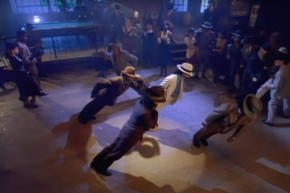 Antygrawitacyjne buty Michaela Jacksona