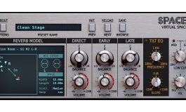D16 Group Spacerek – Virtual Space Reverb