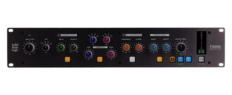 Solid State Logic Fusion z Listen Mic Compressor