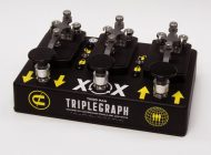 Coppersound Pedals Triplegraph – efekt Jacka White'a