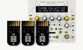 Tiptop Audio ZVERBZ – nowe efekty dla modułu Z-DSP