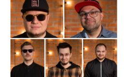 """Eskaubei & Tomek Nowak Quartet – """"Muzyczny Tyrmand"""" online"""