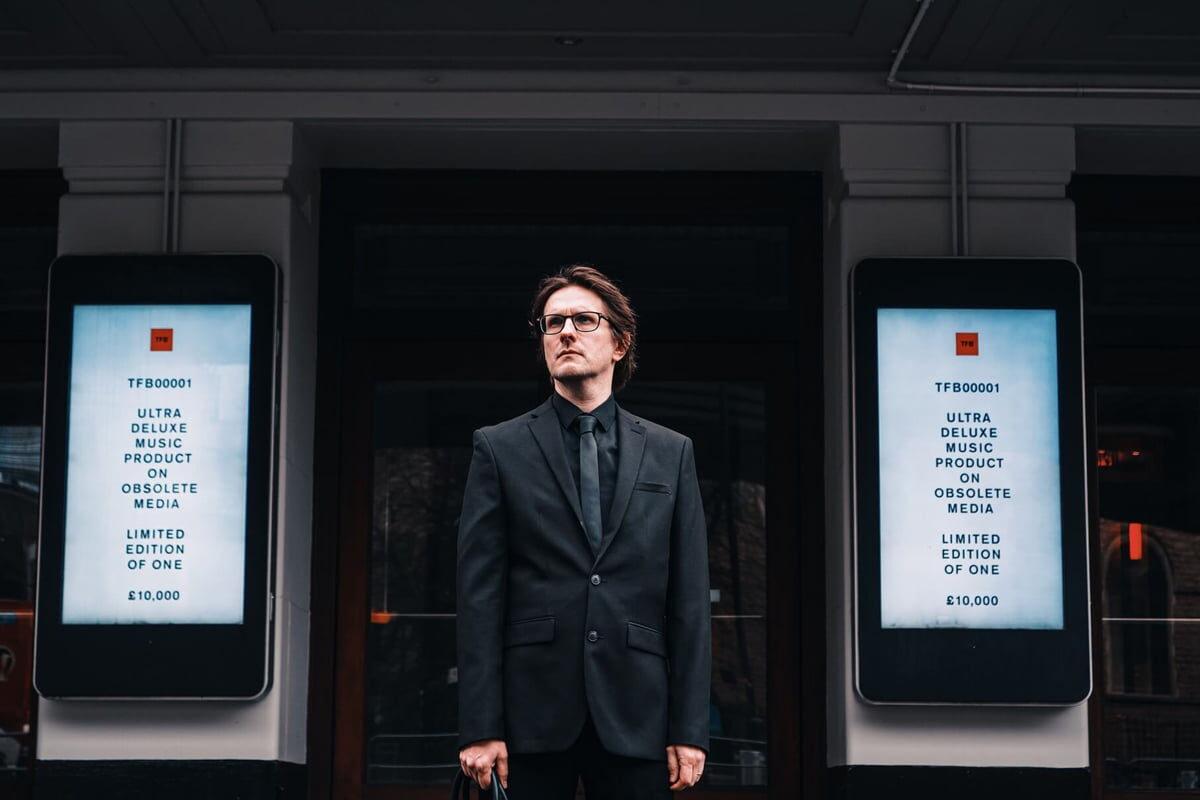 Specjalny box Stevena Wilsona za… 10,000 funtów