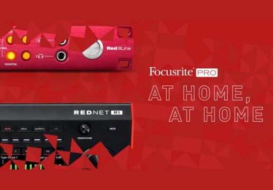 Focusrite Pro – prezentacja nowości online i konkurs